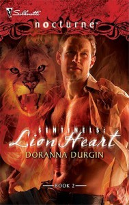 Sentinels: Lion Heart - Doranna Durgin