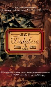 Hojas de dedalera - Victoria Álvarez