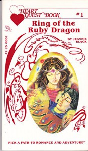 Ring of the Ruby Dragon - Jim Holloway, Jeannie Black