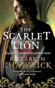The Scarlet Lion (William Marshal) - Elizabeth Chadwick