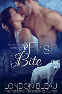FIRST BITE (BBW Paranormal Shape Shifter Interracial Romance) - (Voluptuous Mates Book 1) - London Bleau