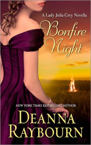 Bonfire Night - Deanna Raybourn
