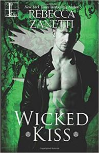 Wicked Kiss - Rebecca Zanetti