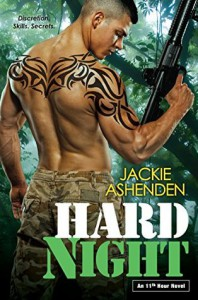 Hard Night (11th Hour #3) - Jackie Ashenden