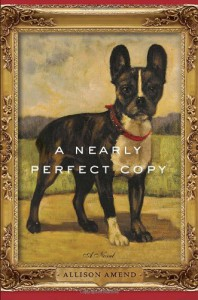 A Nearly Perfect Copy - Allison Amend