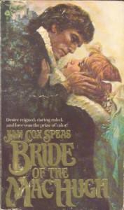 Bride of the MacHugh - Jan Cox Speas
