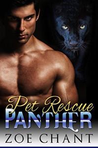 Pet Rescue Panther  - Zoe Chant