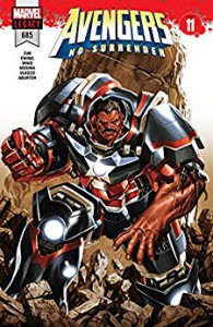 Avengers (2016-) #685 - Mark Waid, Al Ewing, Jim Zub, Paco Medina, Mark Brooks