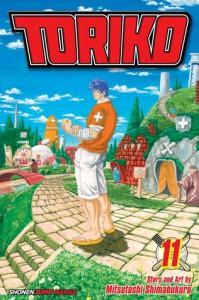 Toriko, Vol. 11 - Mitsutoshi Shimabukuro