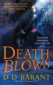 Death Blows - D.D. Barant