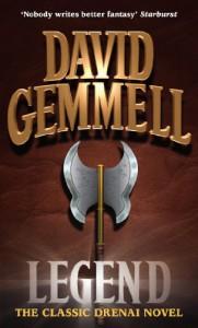 Legend - David Gemmell