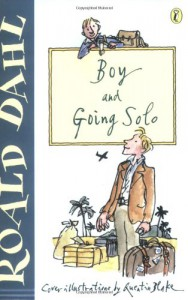 Boy and Going Solo - Quentin Blake, Roald Dahl
