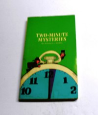 Two-Minute Mysteries - Donald J. Sobol