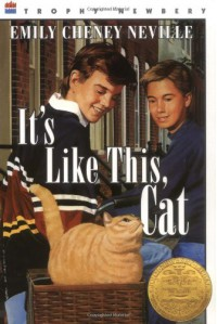 It's Like This, Cat - Emily Cheney Neville, Emil Weiss