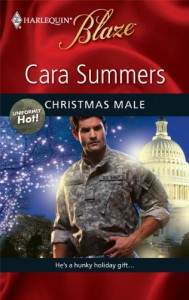 Christmas Male - Cara Summers