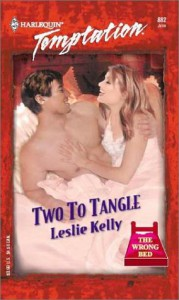 Two to Tangle - Leslie Kelly