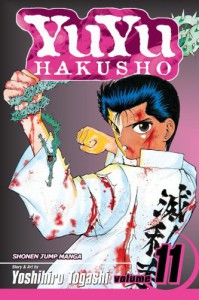 Yu Yu Hakusho - Yoshihiro Togashi
