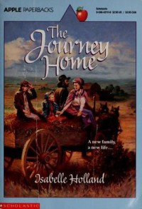 The Journey Home - Isabelle Holland