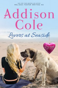 Lovers at Seaside (Sweet with Heat: Seaside Summers) - Addison Cole