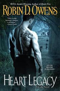 Heart Legacy (Celta Series Book 14) - Robin D. Owens
