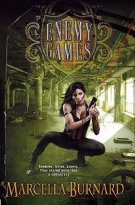 Enemy Games - Marcella Burnard