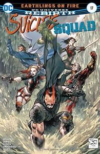 Suicide Squad (2016-) #17 - Rob Williams, Tomeu Morey, Tony Daniel, Sandu Florea