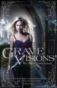 Grave Visions - Kalayna Price