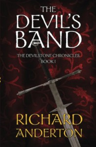 The Devil's Band (The Devilstone Chronicles) (Volume 1) - Richard Anderton