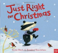 Just Right for Christmas - Birdie Black, Rosalind Beardshaw