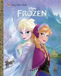 Frozen Big Golden Book (Disney Frozen) - Walt Disney Company