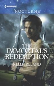 THE IMMORTAL'S REDEMPTION - Kelli Ireland