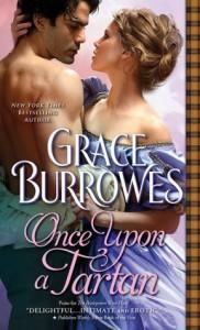 Once Upon a Tartan (MacGregor Trilogy, #2) - Grace Burrowes