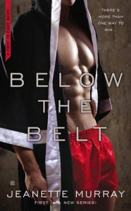 Below the Belt - Jeanette Murray