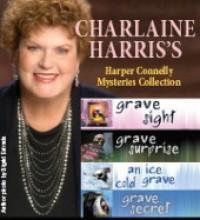 Harper Connelly Mysteries Quartet - Charlaine Harris