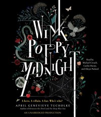 Wink Poppy Midnight - Alicyn Packard, April Genevieve Tucholke, Caitlin Davies, Michael Crouch