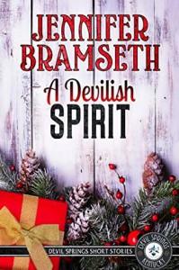 A Devilish Spirit - Jennifer Bramseth