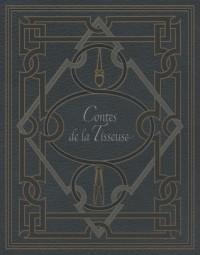 Contes de la Tisseuse, suivi de Voix de Fées - Lea Silhol, Dorian Machecourt, Natacha Giordano