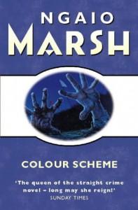 Colour Scheme - Ngaio Marsh