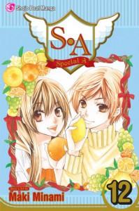 Special A, Vol. 12 - Maki Minami