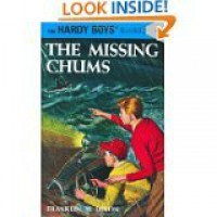The Missing Chums - Franklin W. Dixon