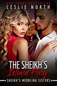 The Sheikh's Island Fling - Leslie North