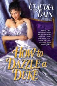How to Dazzle a Duke - Claudia Dain