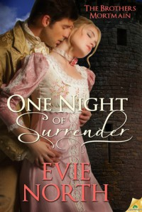 One Night of Surrender - Evie North