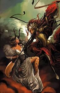 1602 Witch Hunter Angela #4 - Marguerite Bennett