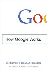 How Google Works - Eric Schmidt