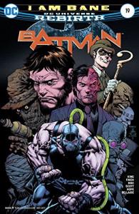 Batman (2016-) #19 - Tom King, Jordie Bellaire, David Finch, Danny Miki, John Scott, Sandra Hope