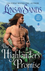 The Highlander's Promise - Lynsay Sands