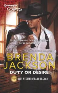 Duty or Desire (The Westmoreland Legacy) - Brenda Jackson