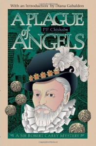 A Plague of Angels - Diana Gabaldon, P.F. Chisholm