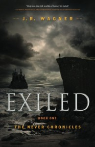 Exiled - J.R. Wagner